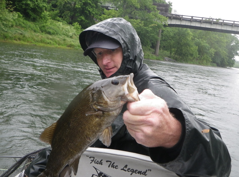 Virginia Fly Fishing Report for Trout and Smallmouth Bass